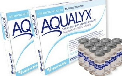 Aqualyx innovatív zsírbontó injekciós kezelés